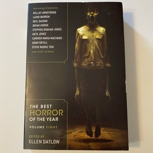 The Best Horror of the Year Volume 8 2016
